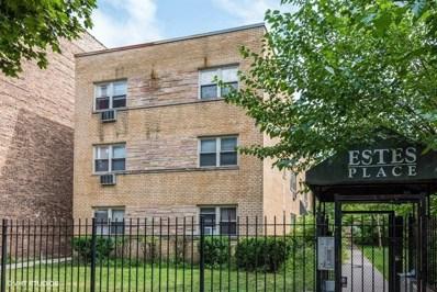 1715 W Estes Avenue UNIT 3S, Chicago, IL 60626 - #: 10171001