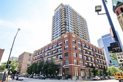 210 S Des Plaines Street UNIT 407, Chicago, IL 60661 - #: 10171316