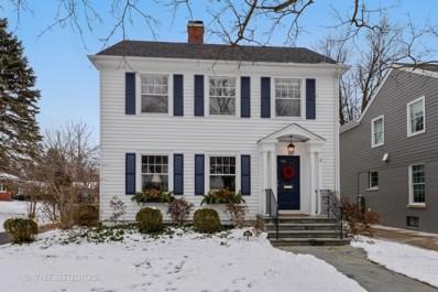 1917 Greenwood Avenue, Wilmette, IL 60091 - #: 10171425