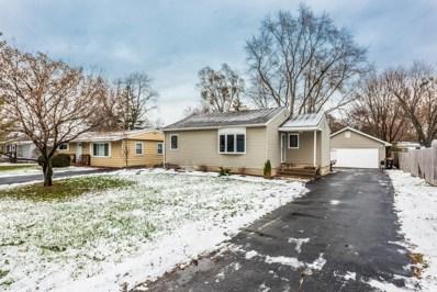 1612 Pleasant Avenue, Mchenry, IL 60050 - #: 10171491