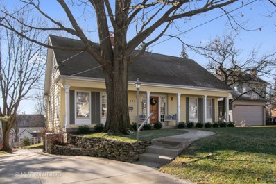 535 Cottage Avenue, Glen Ellyn, IL 60137 - #: 10171995