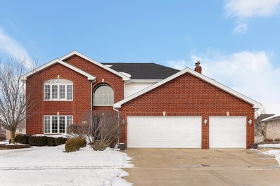 16527 Harvest Lane, Lemont, IL 60439 - #: 10172002