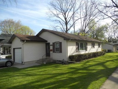 1003 Bellevue Avenue, Elgin, IL 60120 - #: 10172041