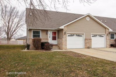 1378 E Armour Road UNIT 5, Bourbonnais, IL 60914 - MLS#: 10172051