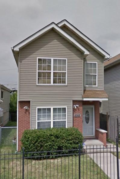 5352 S Shields Avenue, Chicago, IL 60609 - #: 10172187