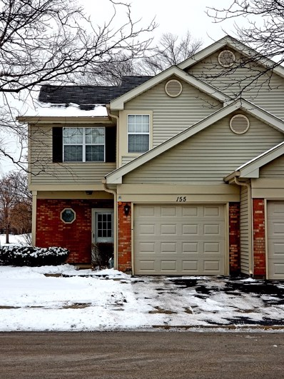155 Golfview Drive UNIT 0, Glendale Heights, IL 60139 - #: 10172363