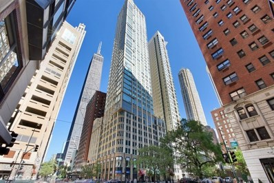 57 E Delaware Place UNIT 1506, Chicago, IL 60611 - #: 10172409
