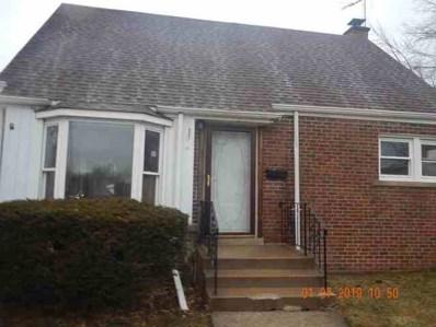46 163rd Place, Calumet City, IL 60409 - MLS#: 10172429