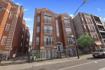 2529 N Halsted Street UNIT 3S, Chicago, IL 60614 - MLS#: 10172612