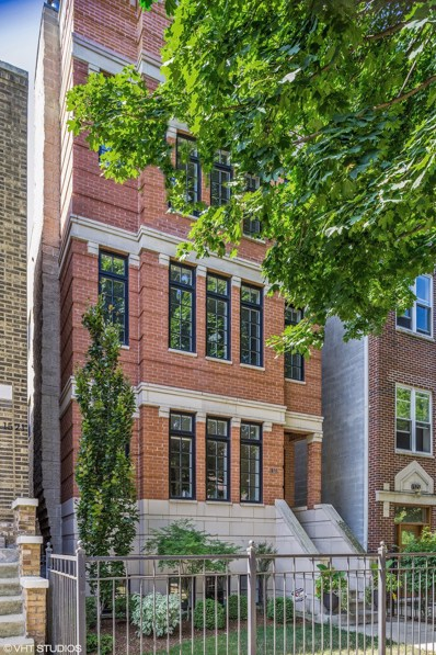 1523 W Montana Street UNIT 3, Chicago, IL 60614 - #: 10172821