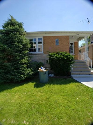 437 Gordon Avenue, Calumet City, IL 60409 - MLS#: 10172933