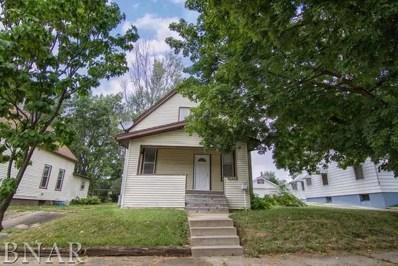 1015 Folsom, Bloomington, IL 61701 - MLS#: 10247532