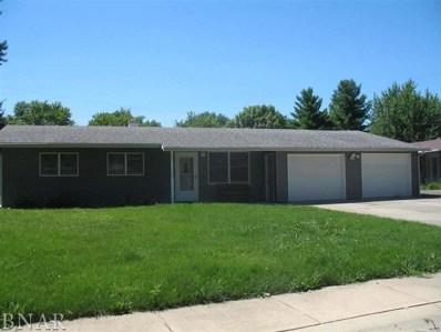 63 Edgelea Drive, Clinton, IL 61727 - #: 10247882
