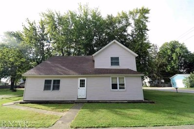 108 W Wood Street, Colfax, IL 61728 - MLS#: 10247943