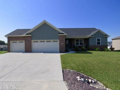 503 Raef Road, Downs, IL 61736 - #: 10248697