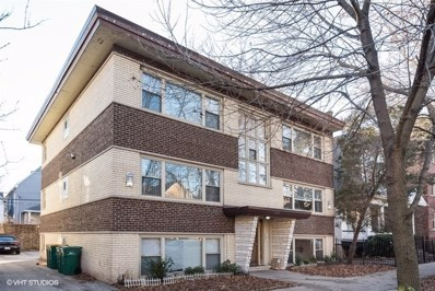 1343 W Winona Street UNIT 1W, Chicago, IL 60640 - #: 10248849