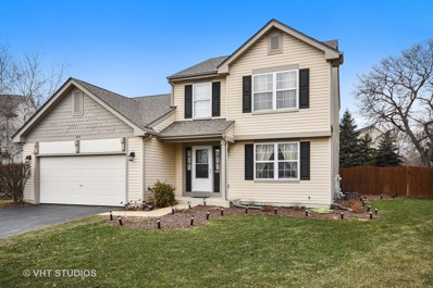 599 Ryegrass Circle, Aurora, IL 60504 - MLS#: 10248900