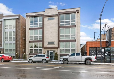 3209 N Elston Avenue UNIT 3S, Chicago, IL 60618 - #: 10248902
