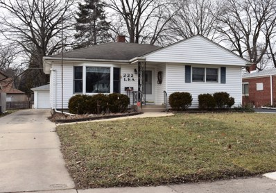222 N 2nd Avenue, Villa Park, IL 60181 - #: 10249151