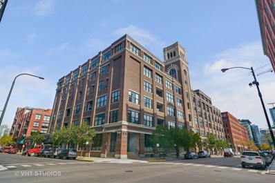 1000 W Washington Boulevard UNIT 411, Chicago, IL 60607 - #: 10249154