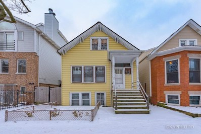 3444 N Damen Avenue, Chicago, IL 60618 - MLS#: 10249178