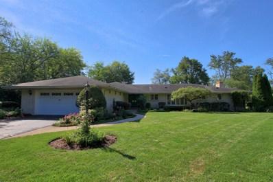 10 Calle View Drive, La Grange, IL 60525 - #: 10249297