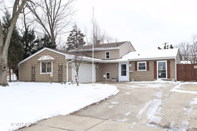1418 Niess Court, Glendale Heights, IL 60139 - #: 10249853