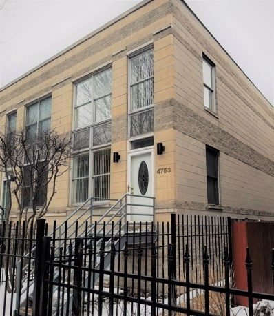 4753 S Ingleside Avenue, Chicago, IL 60615 - #: 10250241