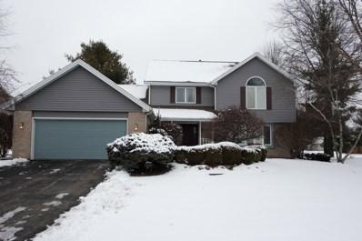 6436 Muirfield Lane, Rockford, IL 61114 - #: 10250324