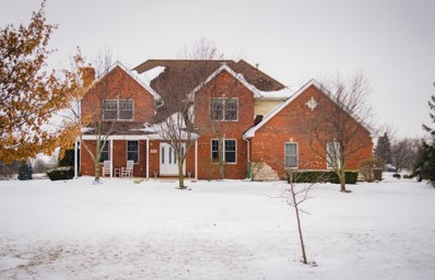 8701 W Blackthorne Way, Frankfort, IL 60423 - MLS#: 10250531