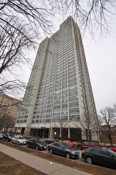1700 E 56th Street UNIT 1302-03, Chicago, IL 60637 - MLS#: 10250597