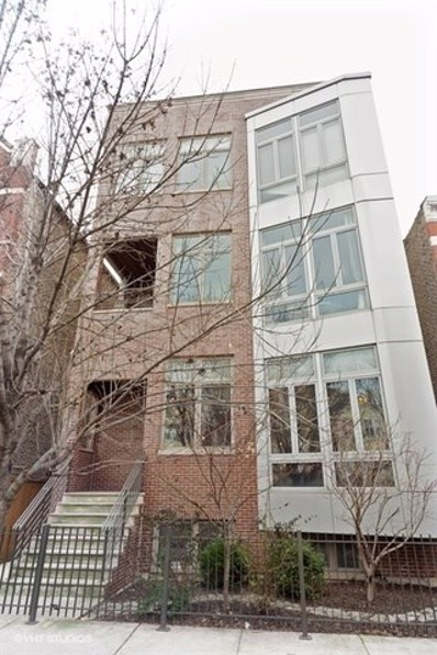 1515 W Chestnut Street UNIT 1, Chicago, IL 60642 - #: 10250670
