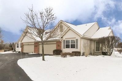 1231 E Oakwood Drive, Fox Lake, IL 60020 - #: 10250726