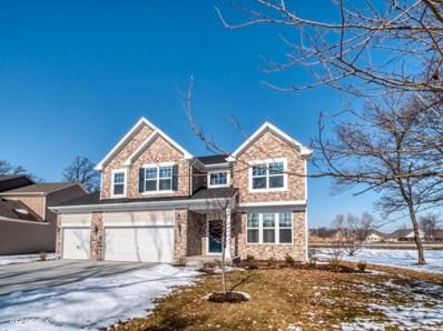 5868 Bur Oak Drive, Hoffman Estates, IL 60192 - #: 10250745