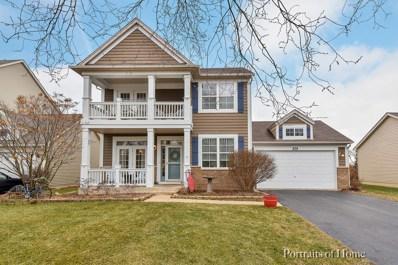 575 Cardinal Avenue, Oswego, IL 60543 - #: 10250948