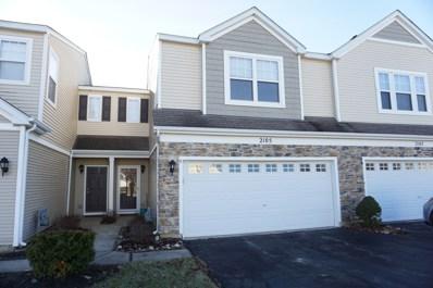 2105 Limestone Lane, Carpentersville, IL 60110 - #: 10250960