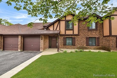 1659 Dover Court UNIT C, Wheaton, IL 60189 - #: 10250987