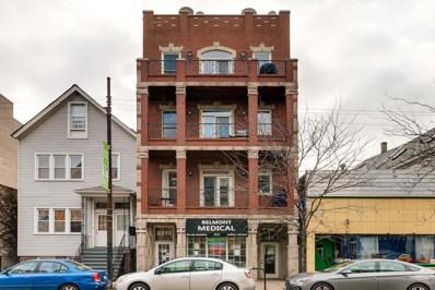 2317 W Belmont Avenue UNIT 2, Chicago, IL 60618 - #: 10251012