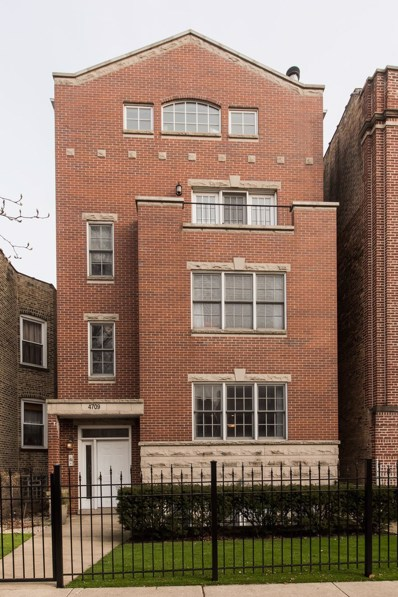 4709 N Rockwell Street UNIT 1, Chicago, IL 60625 - #: 10251040