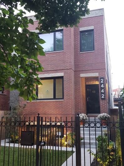 2442 W Homer Street, Chicago, IL 60647 - #: 10251234