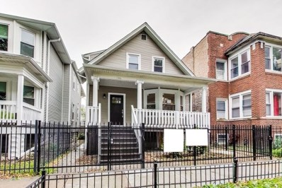 4437 N St Louis Avenue, Chicago, IL 60625 - MLS#: 10251237