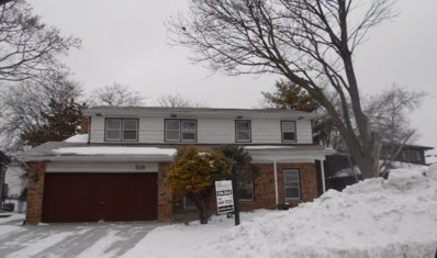 518 Flint Trail, Carol Stream, IL 60188 - #: 10251287