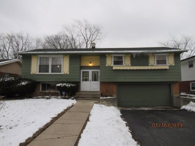 3431 Maple Lane, Hazel Crest, IL 60429 - MLS#: 10251387