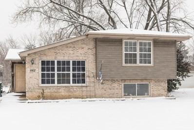 662 N Ridge Avenue, Lombard, IL 60148 - #: 10251584