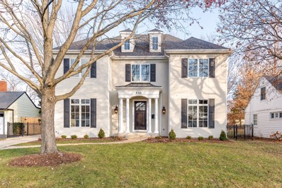 530 N Wright Street, Naperville, IL 60563 - #: 10251703