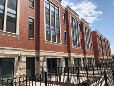 2237 W Coulter Street UNIT 3, Chicago, IL 60608 - #: 10252018