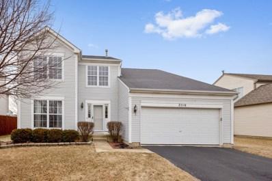 2516 Oasis Drive, Plainfield, IL 60586 - #: 10252173