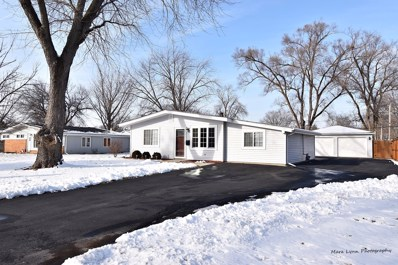323 John Street, North Aurora, IL 60542 - MLS#: 10252185