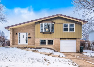 2210 Willow Lane, Rolling Meadows, IL 60008 - #: 10252456