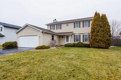 1809 Winger Drive, Plainfield, IL 60586 - #: 10252482